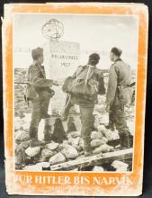 "Photo album ""Fur Hitler bis Narvik"""