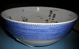 WEDGWOOD Large MIXING BOWL IN THE SARAH'S GARDEN