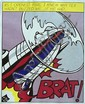 ROY LICHTENSTEIN - Original color lithograph and offset lithograph posters [3 prints - triptych]