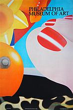 TOM WESSELMANN - Color offset lithograph