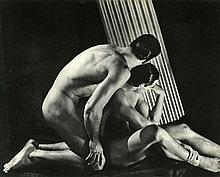 GEORGE PLATT LYNES - Original vintage photogravure