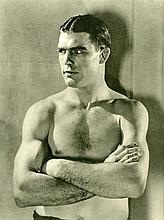GEORGE HOYNINGEN-HUENE - Original vintage photogravure