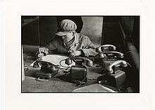 MARC RIBOUD - Original photolithograph