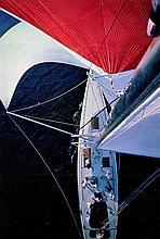 GEORGE SILK - Original vintage color photogravure