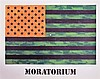 JASPER JOHNS - Color offset lithograph
