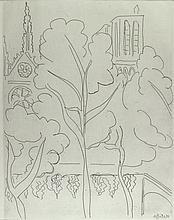HENRI MATISSE - Original etching
