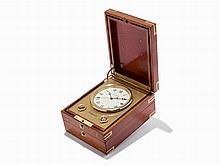 Patek Philippe Naviquartz Marine Chronometer, Ref. 1215, c.1975