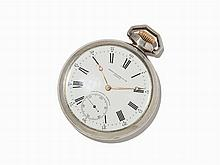 Patek Philippe Gondolo Pocket Watch, Switzerland, c.1900