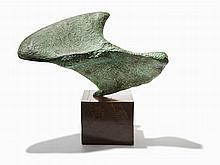 Leonardo Nierman, Bronze, Bird, Mexico, 20th C.
