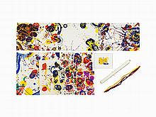Sam Francis, Complete Suite, The Pasadena Box, 1963