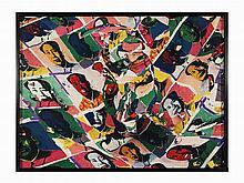 Jon Rafman, Archival Pigment Print, Warhol Miner, 2010