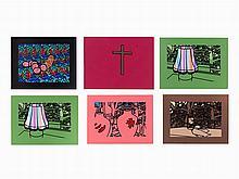 Patrick Caulfield, Group of 6 Screenprints, 1968-1978