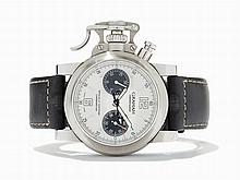 Graham Chronofighter Oversize, Ref. 2OVAS.B01A.K10B, c.2010