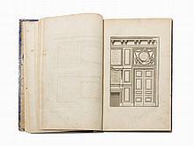 Jean Le Pautre, Architectural Engravings, 17th C.