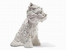 Jeff Koons, 'Puppy (Vase)', Ceramic, 1998