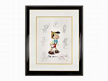 Walt Disney Studios, 'Pinnochio', U.S.A., 1995