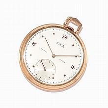 Rolex Prince Royal Pocket Watch, Ref. 2939, Switzerland, c.1940
