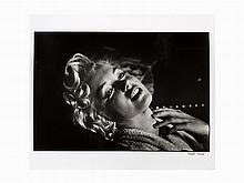 Elliott Erwitt, Gelatin Silver Print, 'Marilyn Monroe', 1956