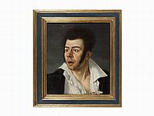 Attr. to Orest Adamovich Kiprensky, Breast Portrait of a Man