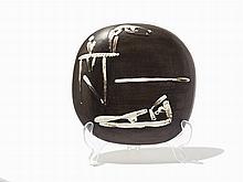 Pablo Picasso, 'Plongeurs', Ceramic Plaque, 1956