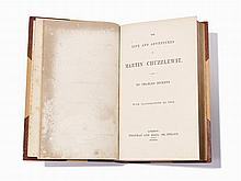 """Dickens, """"The Life and Adventures of Martin Chuzzlewit,"""" 1st Ed"""