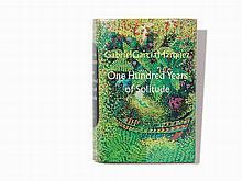 García Márquez, One Hundred Years of Solitude, 1st Ed, NY, 1970