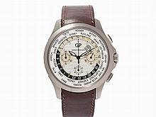 Girard-Perregaux World Traveller Chrono, Ref. 49700, c.2014