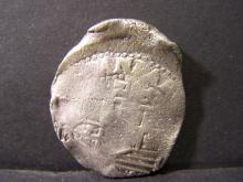 1640'S VERY RARE FROM SHIPWRECK 2 COINS FORMED TOGETHER (VERY RARE AND COLL ITEM TO HAVE / YOU DON?T FIND MANY LIKE THIS !!!!!!!!!!!!!!!!!!!!!!!!!)