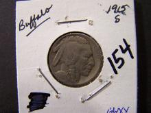 1915-S BUFFALO NICKEL (KEY DATE / HARD TO FIND / GOOD LOOKING NICKEL / DON?T MISS OUT ON THIS ONE !!!!!!!!!!!!!!!!!!!!!!!!!!!!!!)