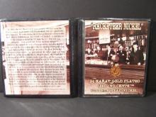 1883 Racketeer Nickel.