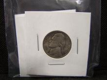Group of (3) Silver War-Time Nickels.  AU/BU condition with a great original look and mint luster.