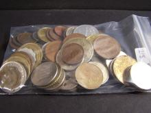 Estate Collection of World Coins!