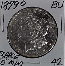 1879-O Morgan Silver Dollar BU (Scarce
