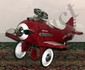 Air Knight pedal car / airplane