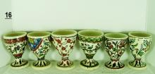 Kutahya Turkish Ceramic Egg Cups