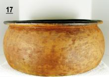 Primitive Earthenware Bowl from Bogata, Colombia