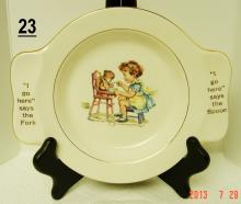 Child's 'My Own Plate'