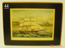 Pimpernel De Luxe Place Mats of Clipper Ships