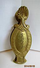 Victorian Brass Desk or Wall Clip