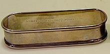 Gorham Sterling Napkin Ring