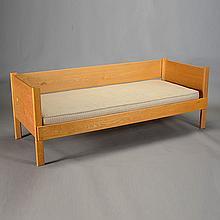 Charles Webb Mid Century Modern Day Bed