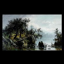 FREDERICK SCHAFER California Landscape