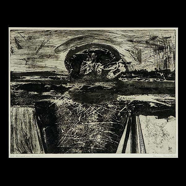 Dennis Beall. American Etching