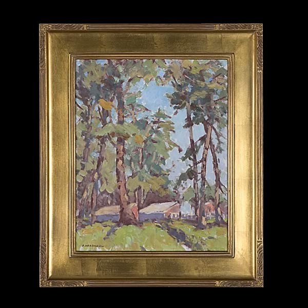 Joseph B. Nordmann,Pacific Grove Pines.