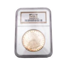 US 1895(O) Morgan Dollar NGC MS 62.