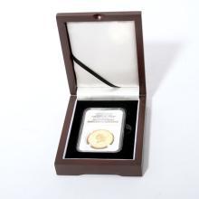 Paris Mint 2014 Gold Bullion, Libertas Americana.