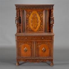 Baroque Style Cupboard