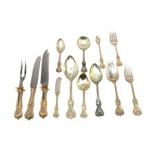 Towle Old Colonial Sterling Silver Flatware Service