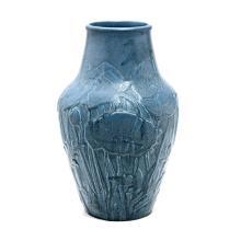 Rookwood FlambÈ Glazed Poppy Art Pottery Vase