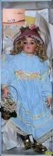 Porcelain Collector Doll 1997